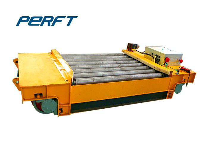 5吨低压轨道电动平板车的技术参数表
