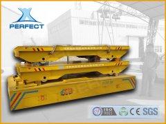 20吨无动力轨道车
